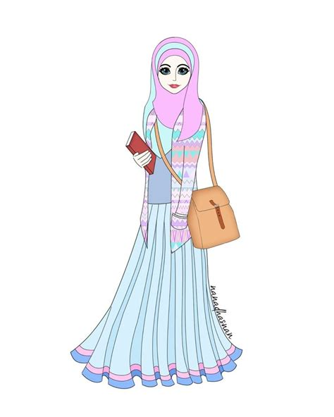 freebies doodle muslimah 155 best images about tesett 252 r on muslim