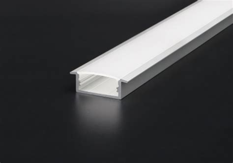 radiant lighting led recessed profile led