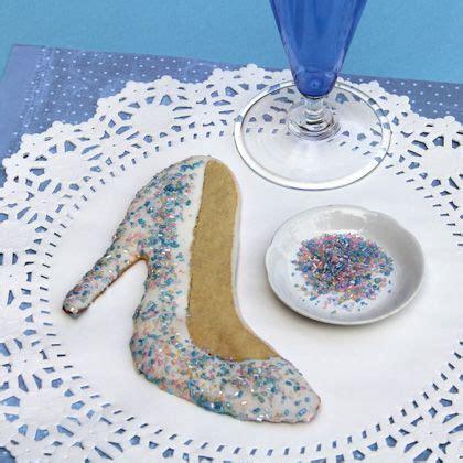 cinderella slipper cookies cinderella glass slipper cookie disney family