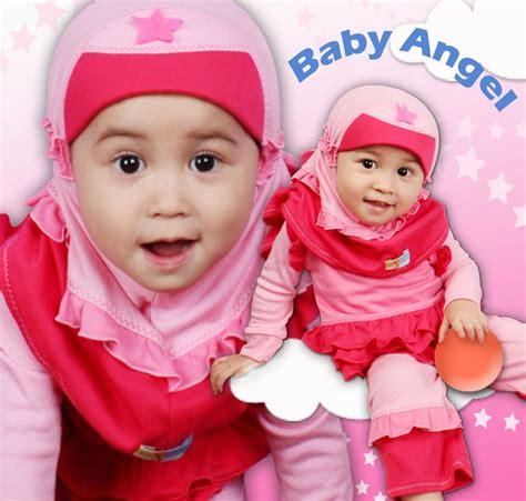 Jilbab Bayi 10 Bulan baju muslim bayi agenrefanesbogor