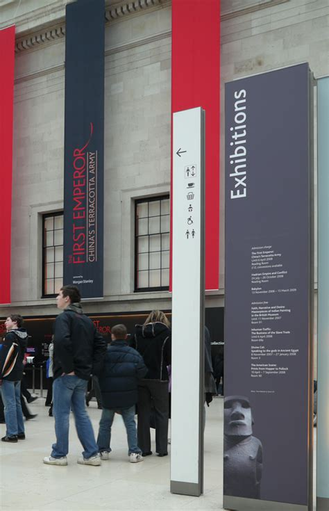 design museum london great britain environmental graphic design on pinterest signage