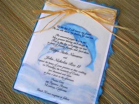 theme wedding invitations australia dolphin themed wedding invitations orginal artwork by
