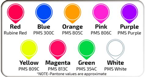 fluorescent color ignite 174 fluorescent color pigments smooth on inc