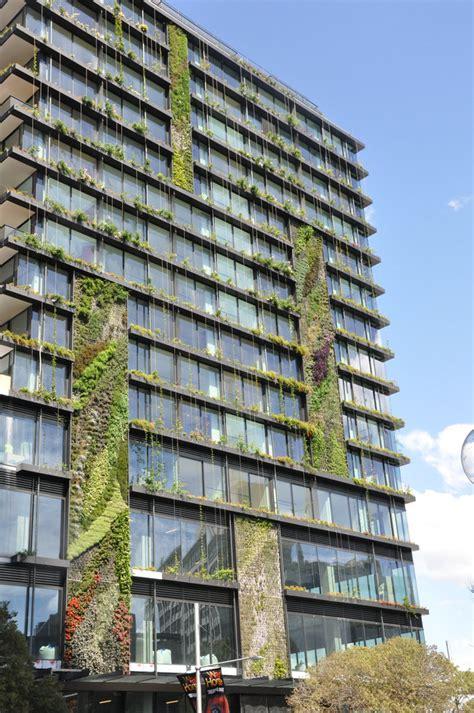 Sydney Vertical Garden One Central Park Sydney Vertical Garden Blanc
