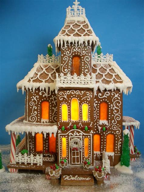 two story gingerbread house template gingerbread house 2011 goodies by