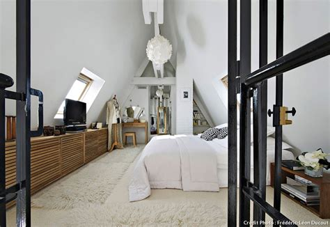 paris loft loft style penthouse in paris