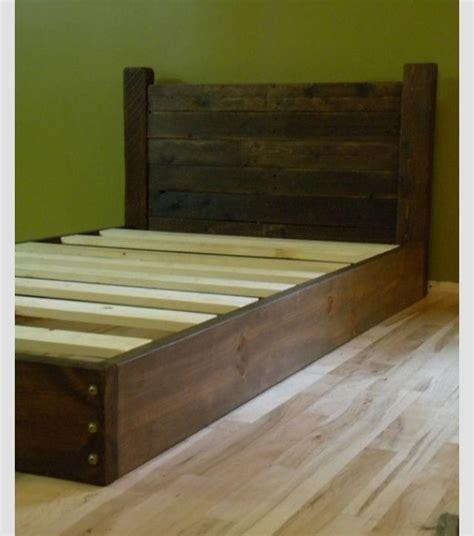 homemade platform bed diy twin platform bed