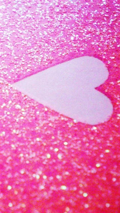 wallpaper of pink heart pink heart iphone wallpaper