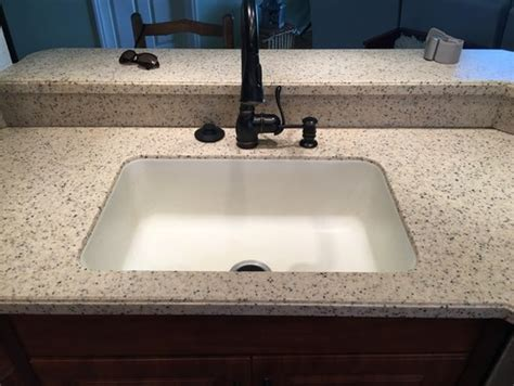 corian bathroom sinks and countertops corian sinks cleaning elegant karran seamless undermount