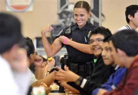 School Officer by Greeley School Resource Officers Go Beyond Enforcement