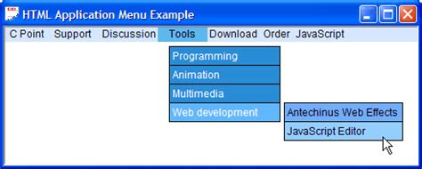 design hta application all about technology javascript editor