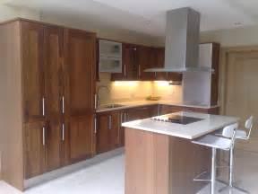 Bespoke Kitchen Islands kitchen walnut elite kitchens amp bedrooms elite