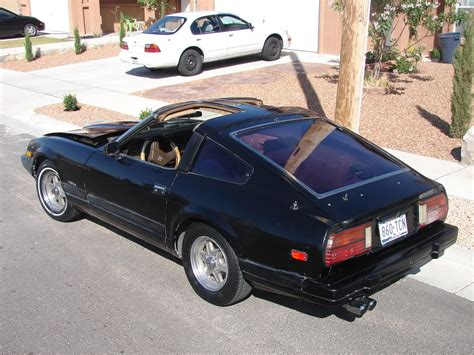 1982 nissan 280zx 1982 datsun 280zx information and photos momentcar
