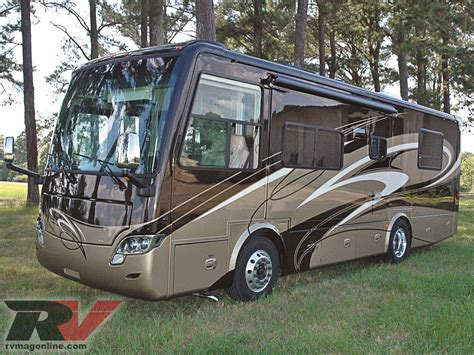 Allegro Breeze   Compact Class A Motorhome   Review   28 Foot   RV Magazine