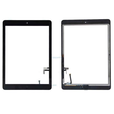 Touchscreen Air 2 black touch screen home button for apple air 5th replacement a1474 a1475 ebay