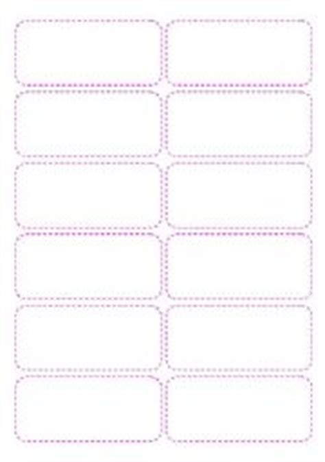 revision card template templates