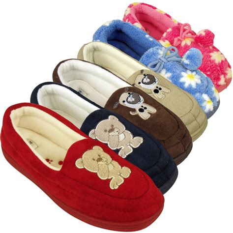 warm womens slippers new moccasin slipper warm luxury moccasins slippers