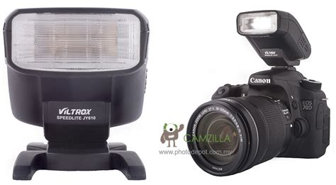 Flash Pouch Viltrox Jy 08 viltrox jy610 speedlite mini flash for canon nikon olympus