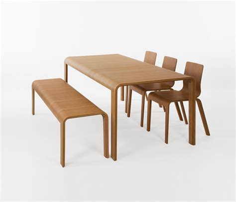 Designs For Dining Table And Chairs Eco Friendly Bamboo Table Design For Dining Room Furniture By Henrik Tjaerby New York By Design