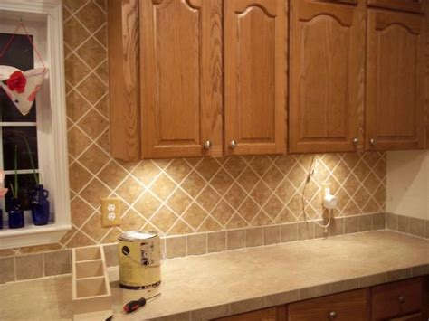 painting kitchen backsplash ideas 37 best painted backsplashes images on