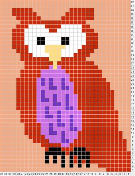 owl knitting chart 69 best images about knitting charts and motifs on