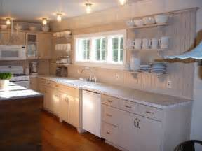 beadboard kitchen cabinets kitchen wall covering ideas