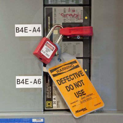 Circuit Breaker Lockout Grip Tight 491b 1 lockout tagout co uk large circuit breaker lockout