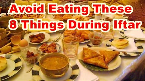 8 Things To Avoid Saying During by 8 Things To Avoid During Ramadan Iftar