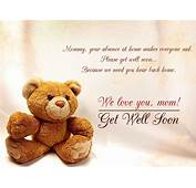 Get Well Soon Mother Mom