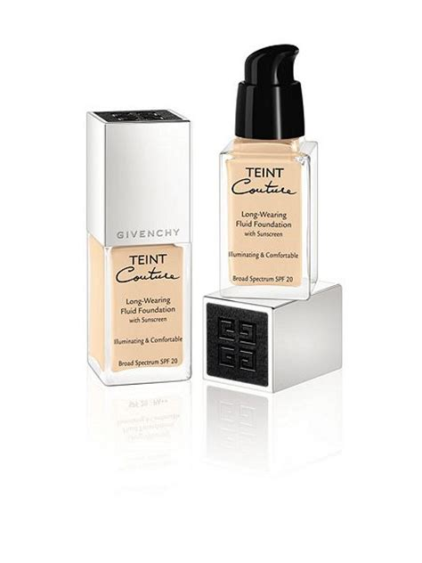 Foundation Givenchy givenchy teint couture fluid foundation no 3