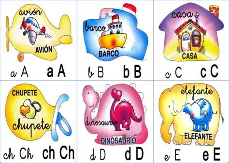 imagenes educativas el abecedario im 225 genes del abecedario letras dibujos fotos para