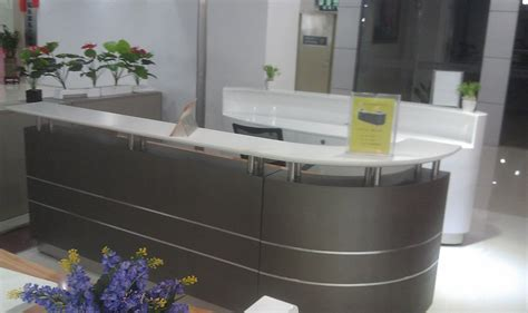 Dental Reception Desk Curved Reception Desks Promotion Shopping For