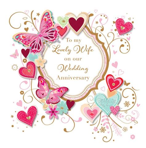 25th Wedding Anniversary Card Designs by 25th Wedding Anniversary