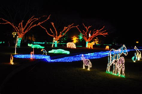 Oregon Zoo Zoolights 2010 Our Ordinary Life Zoo Lights Oregon Zoo