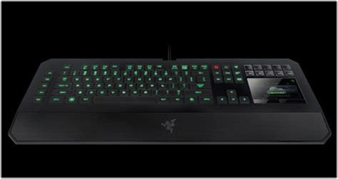 Keyboard Razer Deathstalker Ultimate T1 razer deathstalker ultimate keyboard gears