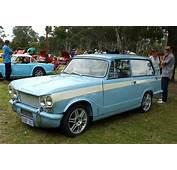 1969 Triumph Vitesse Estate 25L Fuel Injected Motor 4 Speed