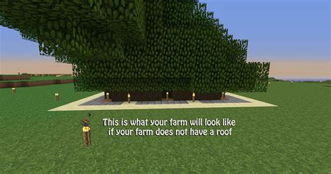 will tree farm how to build a tree farm in minecraft for easy access to