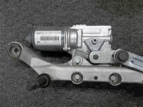 electric and cars manual 2002 audi s8 windshield wipe control 2007 2013 oem audi q7 windshield wiper motor 4l1955023f ebay