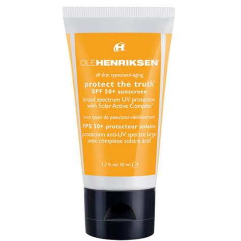Ole Henriksen Sunlight Protection Creme With Green Tea Spf 30 by Ole Henriksen Protect The Sun Protection Creme Spf50