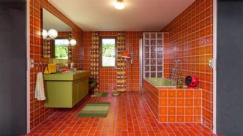 emejing salle de bain annee 70 images awesome interior - Badezimmer 60 Jahre