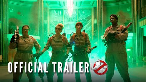 film ghostbusters 2016 ghostbusters 2016 trailer dravens tales from the crypt