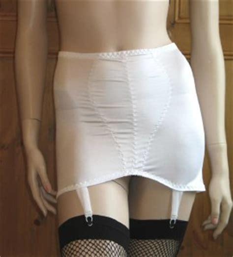 girdle fitting room white shiny girdle suspender belt corset sizes 12 14 16 18 20 22 24 26 ebay