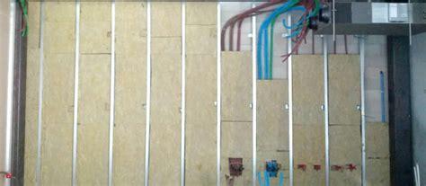 isolamento acustico pareti interne isolamento acustico e assorbimento acustico iti srl