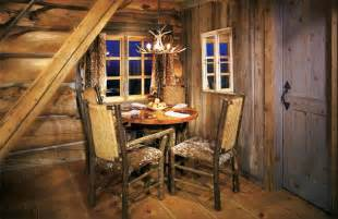 log cabin decorations log cabin d 233 cor in timeless style the home decor