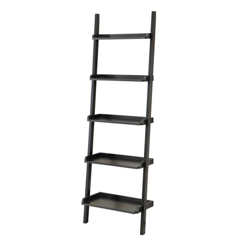 Shelf Standards Home Depot by Home Decorators Collection 41 In X 48 5 In Black Deluxe