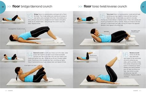 ab workouts for after pregnancy zakariagarnaout