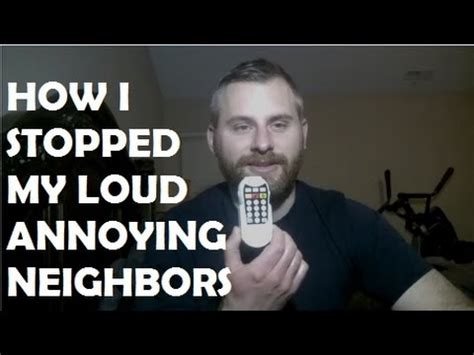 8 Ways To Cope With Irritating Neighbors by Dealing With Annoying Neighbors