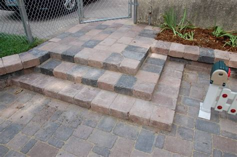 Patio Pavers Exles Patio And Paver Projects Trio Landscaping Minnesota