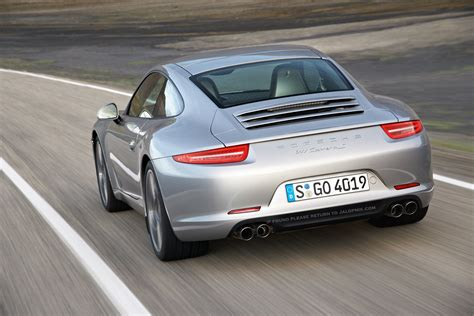 latest porsche first official new porsche 911 pictures porsche 991