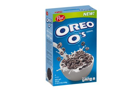 Oreo Sereal oreo o s cereal is returning after a 10 year absence fortune